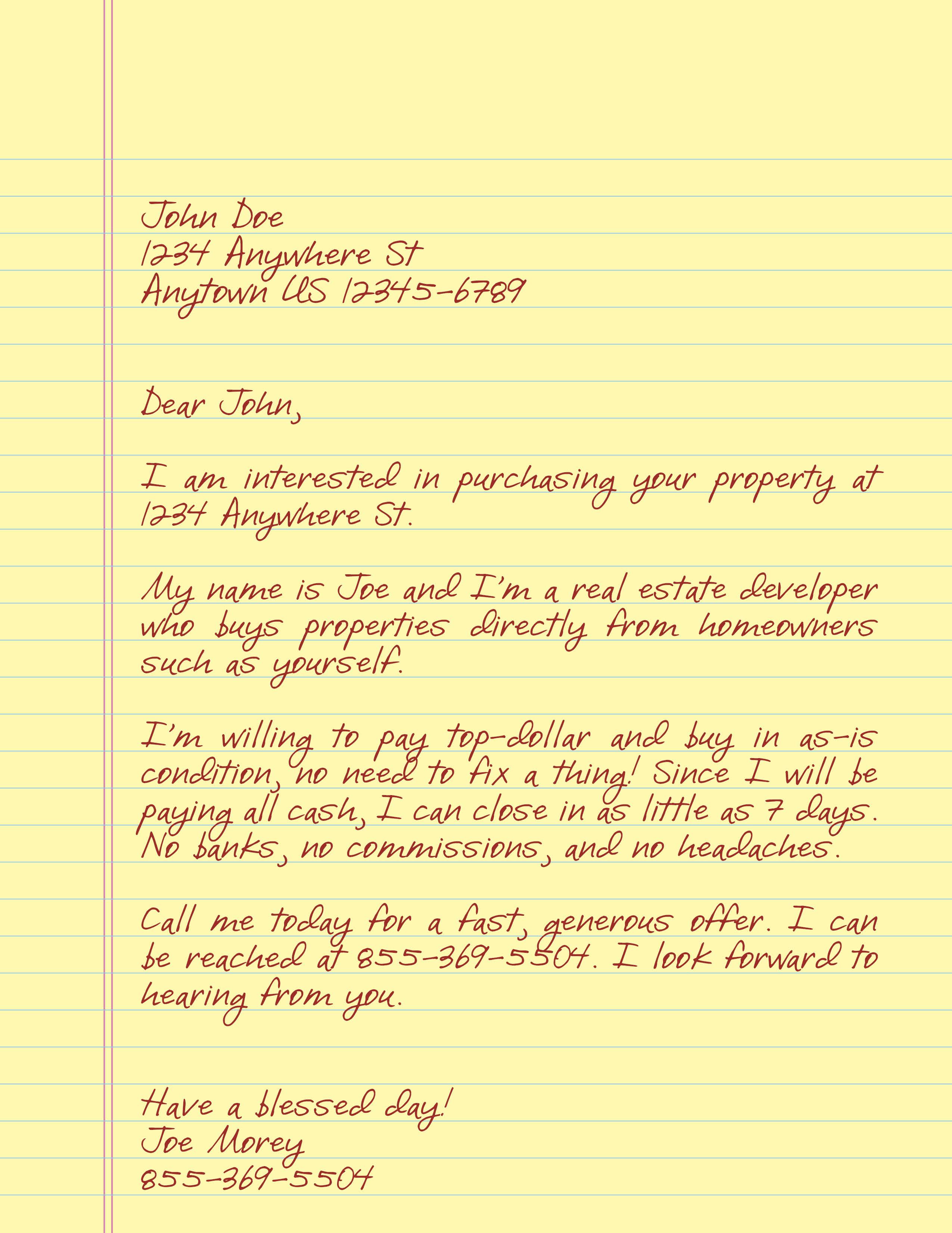 window letter #4