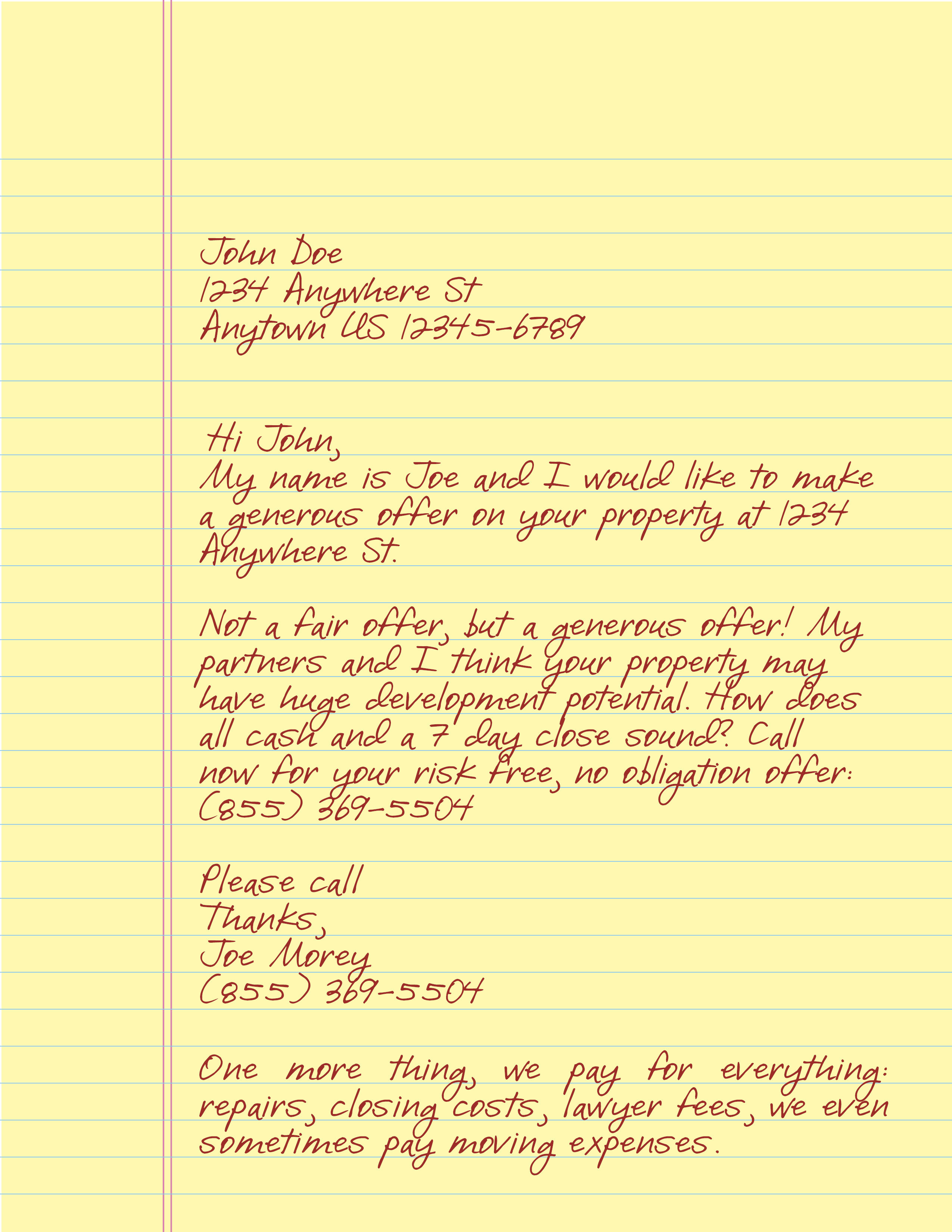 Window Letter #6
